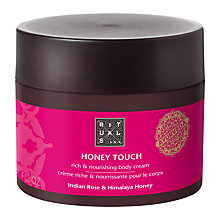 Buy Rituals Honey Touch Body Cream, 200ml Online at johnlewis.com