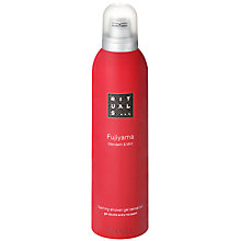 Buy Rituals Fujiyama Shower Foam, 200ml Online at johnlewis.com