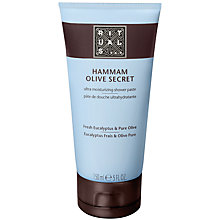 Buy Rituals Hammam Olive Secret Shower Paste, 150ml Online at johnlewis.com