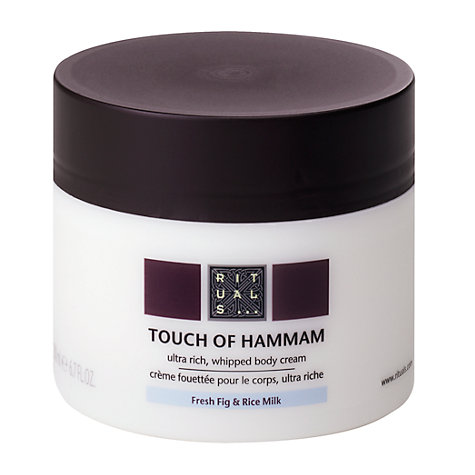 Buy Rituals Touch of Hammam Body Cream, 200ml Online at johnlewis.com