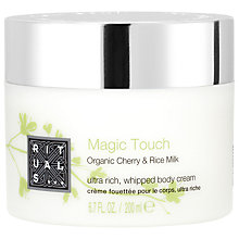 Buy Rituals Magic Touch Body Cream, 200ml Online at johnlewis.com
