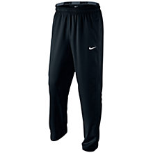 Buy Nike Training Stretch Woven Pants, Black Online at johnlewis.com