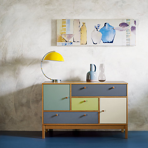 Buy Leonhard Pfeifer for John Lewis Abbeywood 2 Door, 3 Drawer Chest Online at johnlewis.com