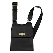 Buy Mulberry Antony Satchel Across Body Bag Online at johnlewis.com