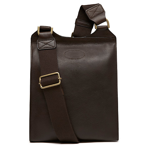 Buy Mulberry Antony Leather Satchel Bag Online at johnlewis.com