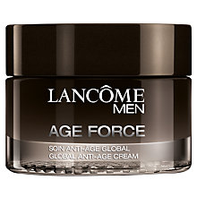 Buy Lancôme Men Age Force Cream, 50ml Online at johnlewis.com