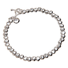 Buy Dower & Hall Chunky Nomad Nugget Bead Bracelet Online at johnlewis.com