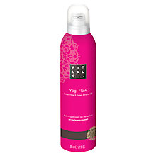 Buy Rituals Yogi Flow Foaming Shower Gel, 200ml Online at johnlewis.com
