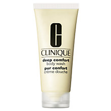 Buy Clinique Deep Comfort Body Wash Online at johnlewis.com