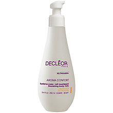 Buy Decléor Aroma Confort Système Corps Nourishing Body Milk, 250ml Online at johnlewis.com