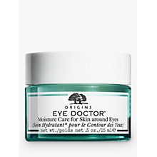 Buy Origins Eye Doctor® Moisture Care For Skin Around Eyes, 15ml Online at johnlewis.com