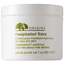 Buy Origins Precipitation™ Extra Continuous Moisture Recovery For Very Dry Skin, 200ml Online at johnlewis.com