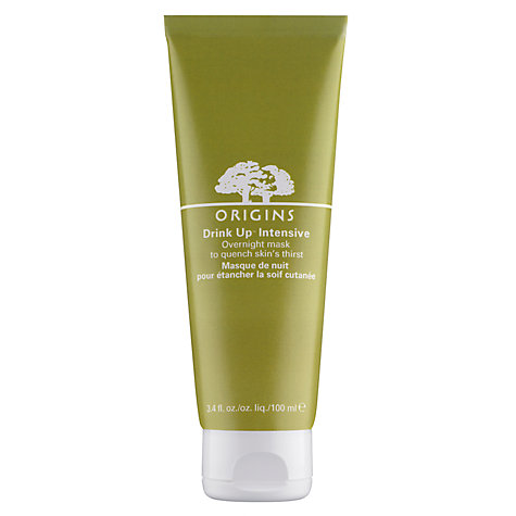 Buy Origins Drink Up™ Intensive Overnight Mask To Quench Skin's Thirst, 100ml Online at johnlewis.com