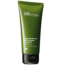 Buy Origins Dr. Weil Mega-Mushroom Skin-Calming Face Mask, 100ml Online at johnlewis.com