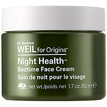 Buy Origins Night Health™ Bedtime Face Cream, 50ml Online at johnlewis.com