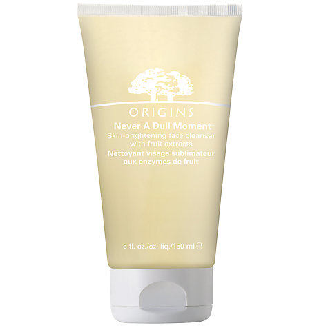 Buy Origins Never A Dull Moment™ Skin-Brightening Face Cleanser With Fruit Extracts, 150ml Online at johnlewis.com