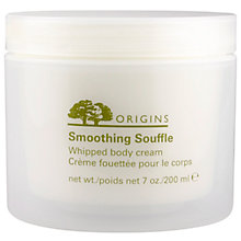 Buy Origins Smoothing Souffle Whipped Body Cream, 200ml Online at johnlewis.com