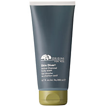 Buy Origins Skin Diver® Active Charcoal Body Wash, 200ml Online at johnlewis.com