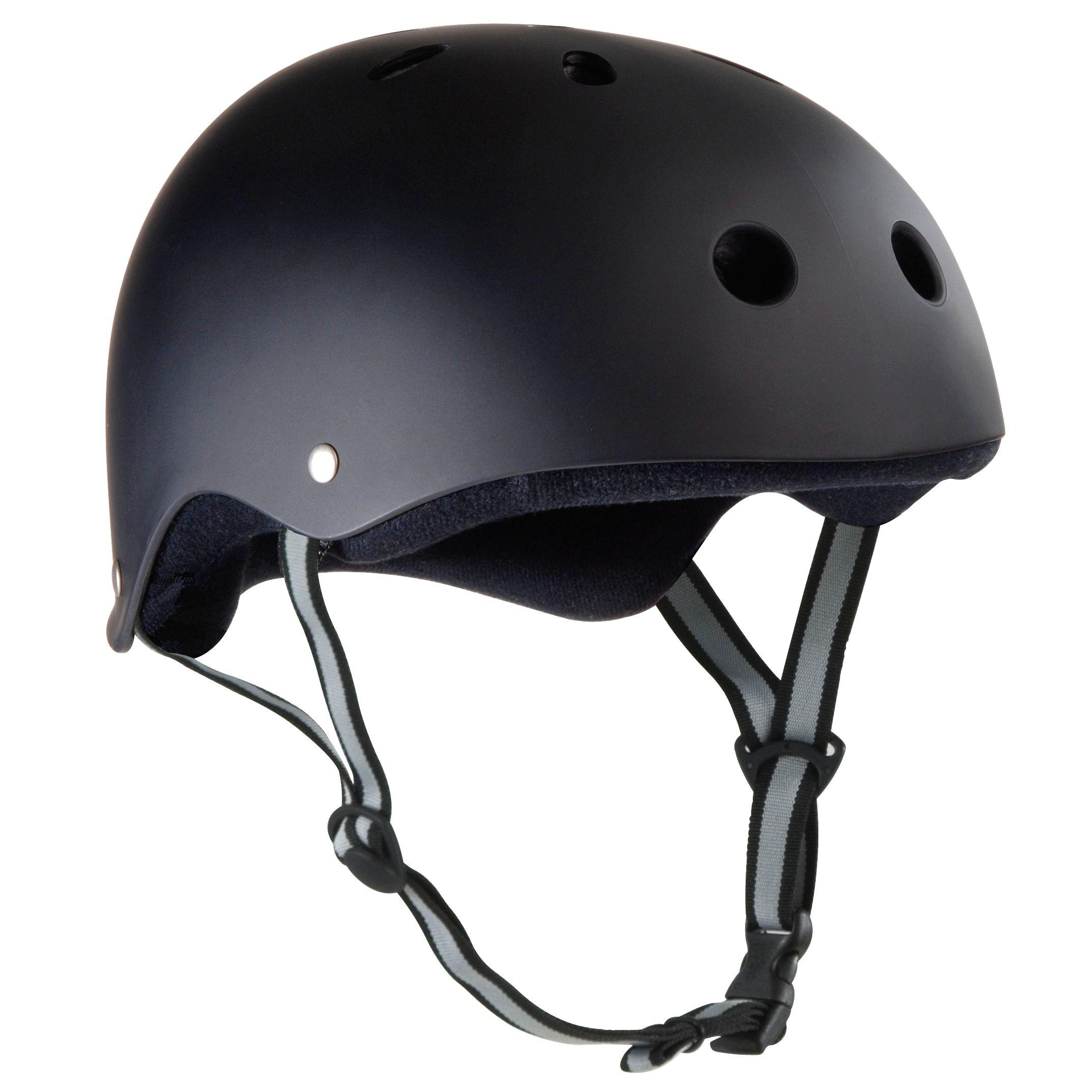 Stateside Skate Protection Helmet, Black