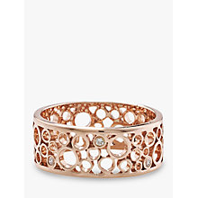 Buy London Road 9ct Rose Gold Diamond Ring Online at johnlewis.com