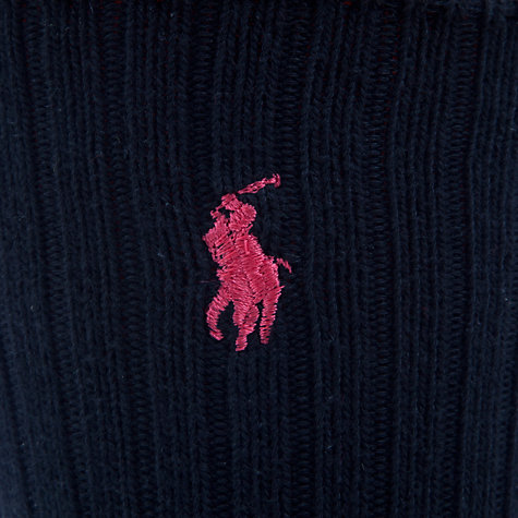 Buy Polo Ralph Lauren Crew Socks, One Size Online at johnlewis.com