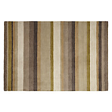 Buy John Lewis Multi Stripe Runner, Catkin, L240 x W70cm Online at johnlewis.com