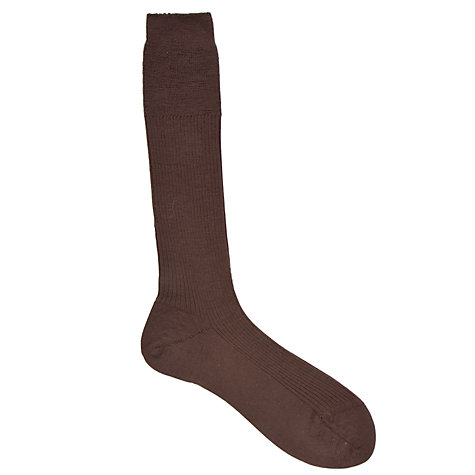Buy Scott Nichol Wool Mix Socks Online at johnlewis.com