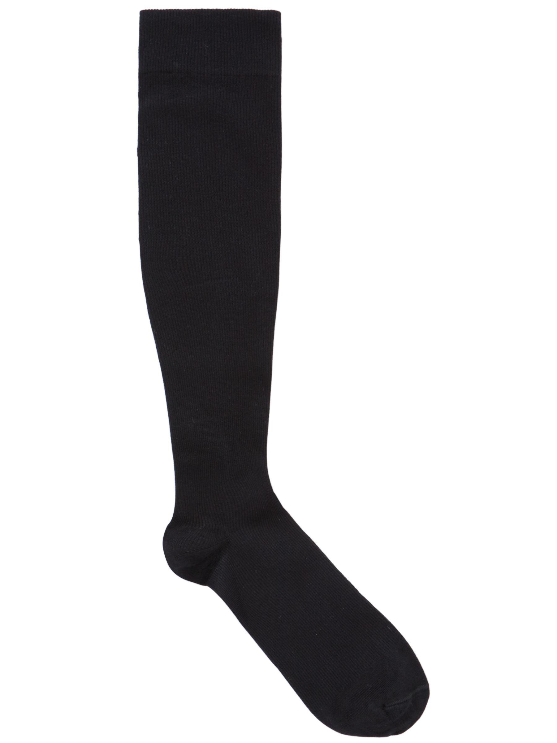 HJ Hall HJ Hall Flight Compression Socks, Black