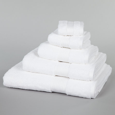 Buy John Lewis Pure Cotton Towels Online at johnlewis.com