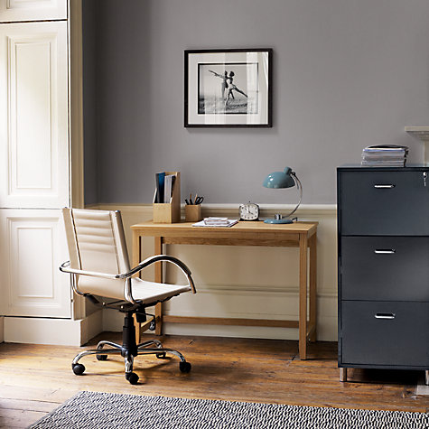 Buy John Lewis Loft Simple Desk Online at johnlewis.com