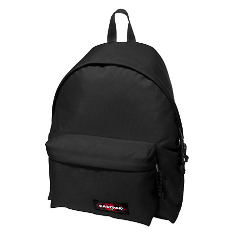 Buy Eastpak Padded Pak'R Backpack, Black Online at johnlewis.com