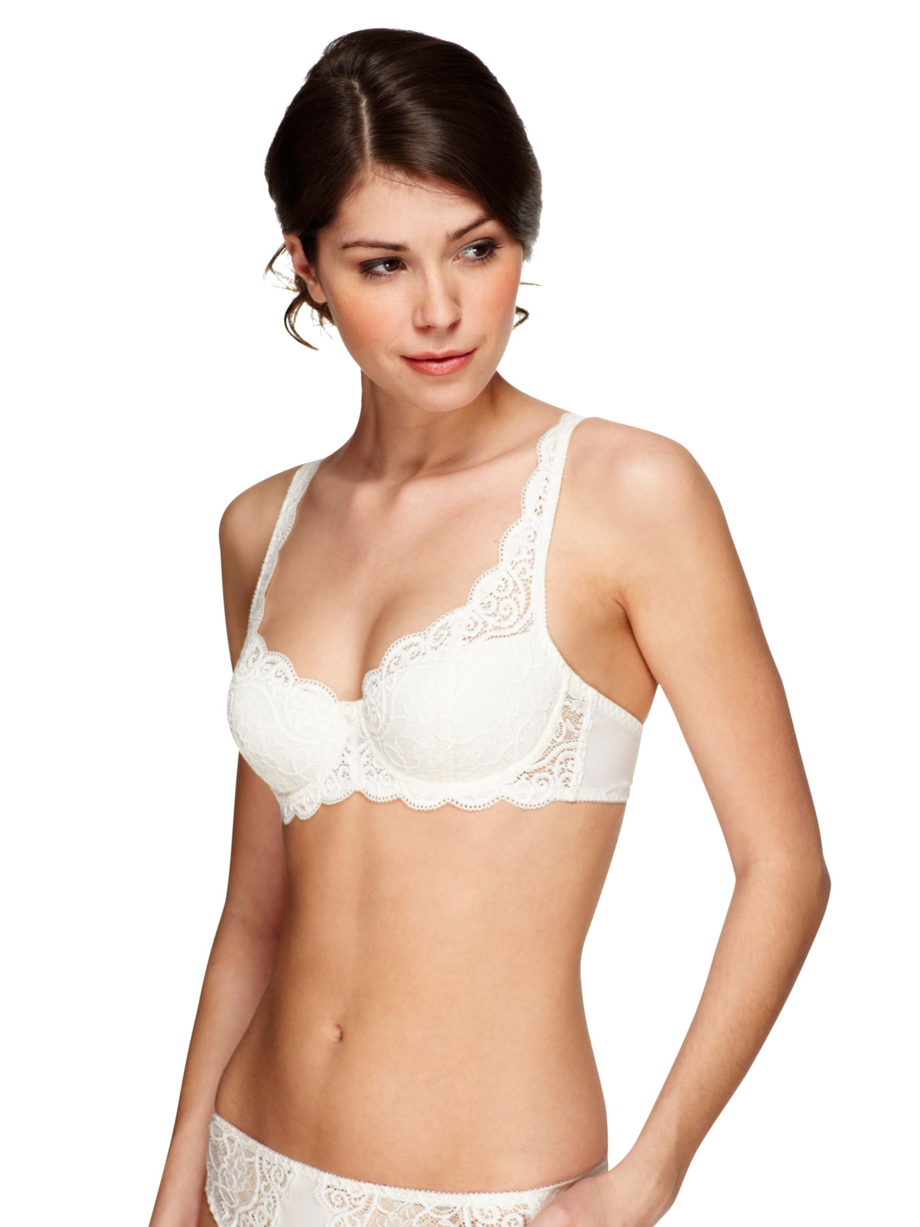 Triumph Amourette Underwired Padded Bra