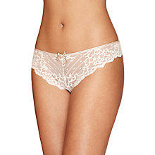 Buy Chantelle Rive Gauche Tanga Thong Online at johnlewis.com