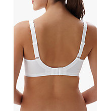 Buy Royce Grace 513 Cotton Rich Non-Wired Bra, White Online at johnlewis.com