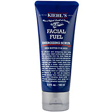 Buy Kiehl's Facial Fuel Energizing Scrub For Men, 100ml Online at johnlewis.com