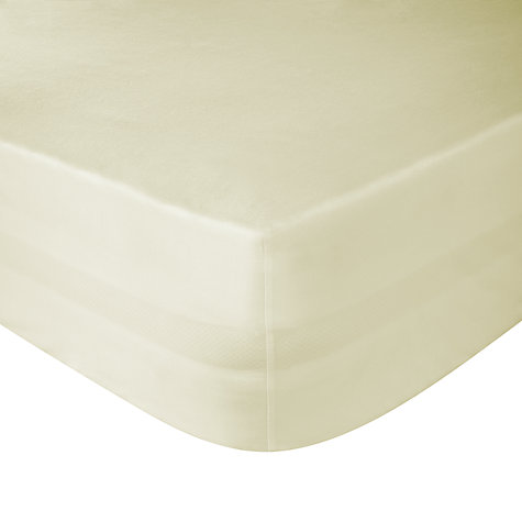 Buy John Lewis Easycare Polycotton Fitted Sheets Online at johnlewis.com