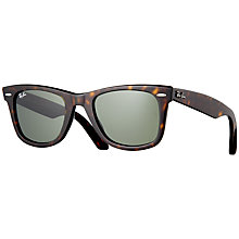 Buy Ray-Ban Wayfarer Unisex Sunglasses Online at johnlewis.com