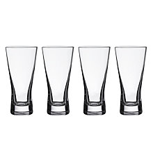 Buy John Lewis Casa Beer Glasses, Box of 4 Online at johnlewis.com