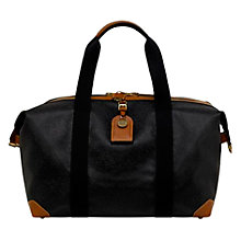 Buy Mulberry Scotchgrain Simple Clipper Holdall Online at johnlewis.com