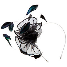 Buy John Lewis Small Organza Headband Fascinator Online at johnlewis.com