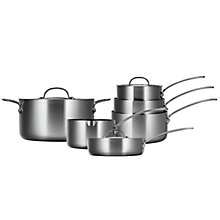 Buy John Lewis 3-Ply Cookware Online at johnlewis.com