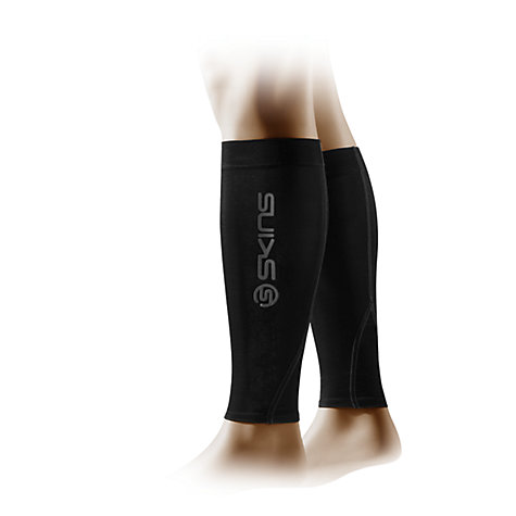 Buy Skins Unisex MX Calf Tight, Black Online at johnlewis.com