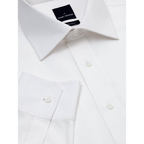 Buy Daniel Hechter Single Cuff Shirt Online at johnlewis.com