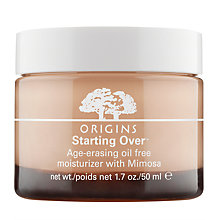 Buy Origins Starting Over™ Age-Erasing Oil-Free Lotion With Mimosa, 50ml Online at johnlewis.com