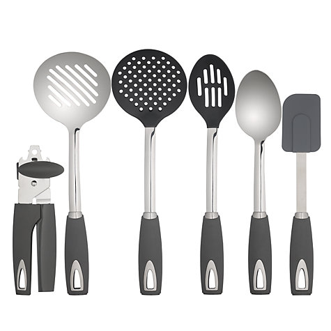 Buy John Lewis Solid Spoon Online at johnlewis.com