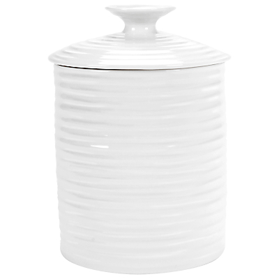 Sophie Conran for Portmeirion Storage Jars, White