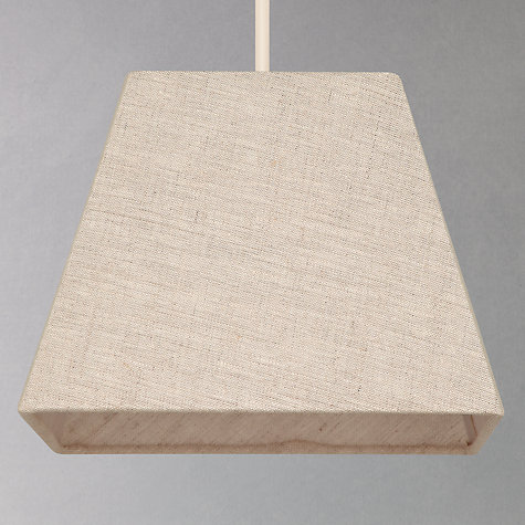 Buy John Lewis Samantha Tapered Square Shade Online at johnlewis.com