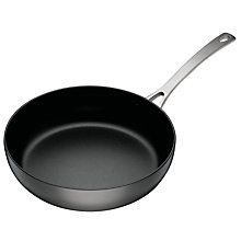 Buy John Lewis Hard Anodised Aluminium Nonstick Frying Pan Online at johnlewis.com