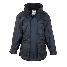 Buy John Lewis Unisex 3 in 1 Jacket, Navy Online at johnlewis.com