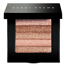 Buy Bobbi Brown Shimmer Brick Compact, Pink Quartz Online at johnlewis.com